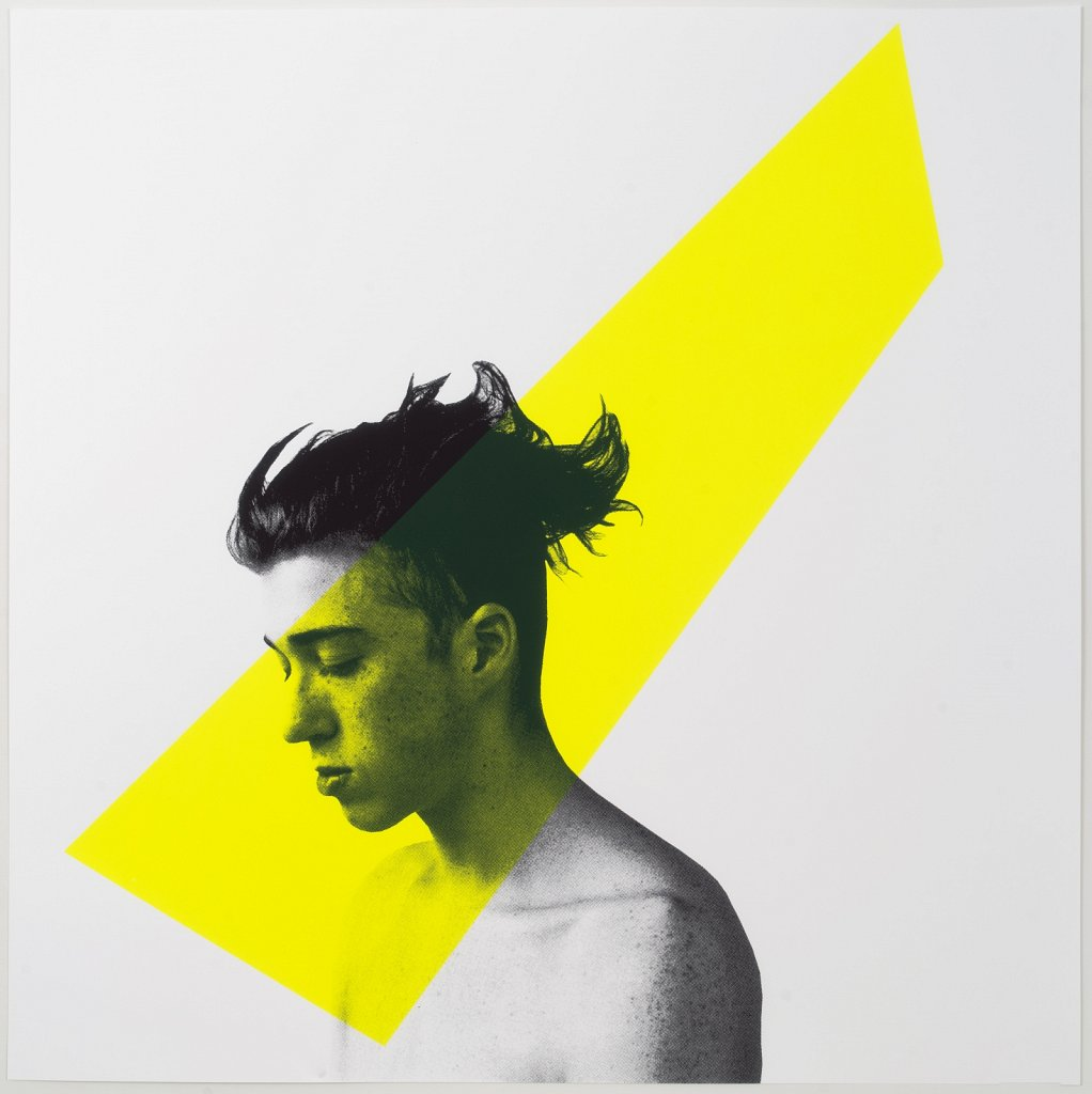 Evan (Flame, Yellow), 2013